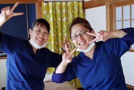 ファミリー整体:ホームページ 吉田先生、石川先生の写真